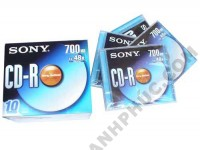 Đĩa CD Sony